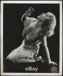 1930s Vintage Fay Wray King Kong Erotic Pre Code Rare Oversize Foreign Release