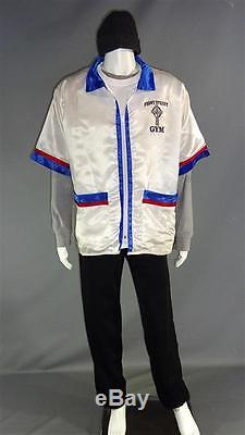 CREED ROCKY SYLVESTER STALLONE SCREEN WORN TEAM CREED CORNER MAN OUTFIT CH 41