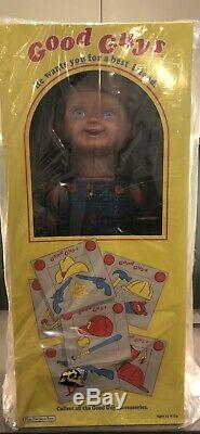 Childs Play 2 Good Guy Doll Trick Treat Studios Chucky Signed 32/50 With Extras