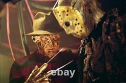 Extremely Rare! Freddy vs Jason Piece of Freddy's Sweater Screen Used LE 75 Prop