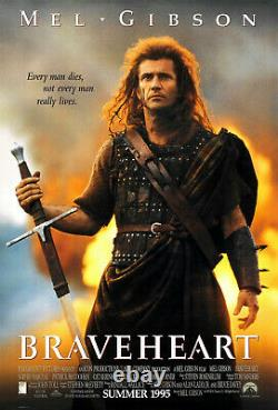 Extremely Rare! Mel Gibson Braveheart Original Screen Used Damaged Arrow Prop