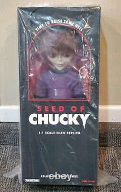 Glen Glenda Doll Seed Of Chucky Childs Play Trick or Treat Studios IN STOCK