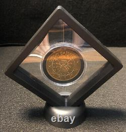 Harry Potter Sorcerers Stone Bank Coin Movie Prop