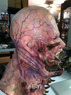 Horror Movie / Tv Show In The Shadow Worn Prosthetics Prop One Of A Kind