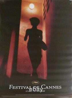 In The Mood For Love Cannes Film Festival 2006 Wong Kar Wai -original Poster