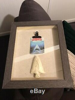 JAWS 1975! Bruces Tooth! Movie Prop Original Piece