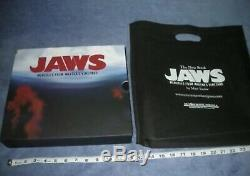 JAWS Prop, Memories From Martha's Vineyard 531/1000 Coloring Book Light & Clock