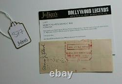 Marilyn Monroe Signed Check W Inscription By Her Julien's Auction From Her Estat