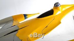 Massive life size Naboo N1 Star Wars Starfighter movie prop R2-D2 Phantom Menace