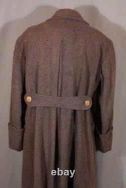 Mgm Frank Morgan (wizard Of Oz) Russian Army Coat- Vintage Movie Costume