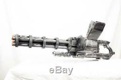 Mini-Gun Prop Adult Sized Toy Costume Cosplay