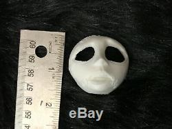 Nightmare Before Christmas REAL Head Casts Stop Motion Props Jack Skellington