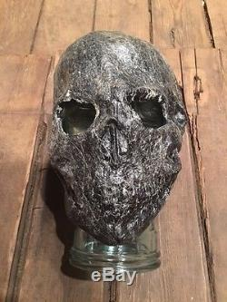 Original Skull Mask Prop From Rob Zombie's THE LORDS OF SALEM