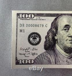 PROP MONEY New Style $100s $1,000,000 Blank Filler Bundles For Movie, TV, Videos