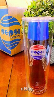 Pepsi Perfect Bottle! Limited Edition! Back To The Future WithOriginal Box