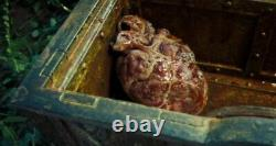Pirates of the Caribbean Screen Used Movie Prop Hero Pumping Heart Of Davy Jones