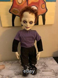 Rare 2004 Spencers Seed Of Chucky Glen Doll Life Size 24 Horror Collectible