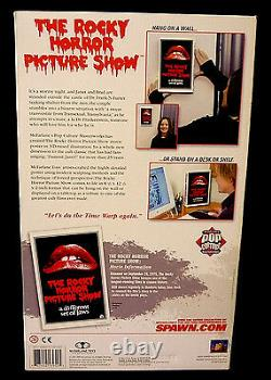 Rocky Horror Show Wall 3D Hanging Poster New 2007 Movie McFarlane Toys Amricons