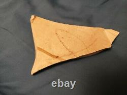 SAW 2 Piece of the Toilet Screen Used Movie Prop Saw Bathroom Tobin Bell