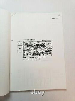 SPIDER-MAN / Stan Lee 2001 Screenplay & Storyboards, Tobey Maguire, Peter Parker