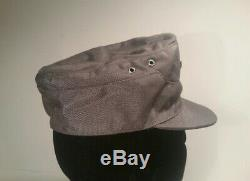 STARSHIP TROOPERS MI Screen Used SGT Drill Instructor Hat Movie Prop Bug Wars