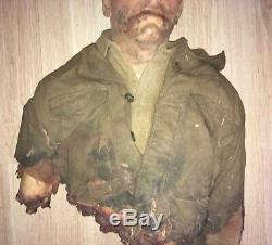 Saving Private Ryan & Band of Brothers Production Made Prop Soldier Body COA