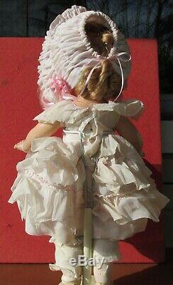 \Shirley Temple Composition Doll 20 in Little Colonel original clothes