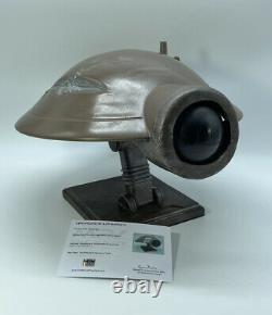 Star Wars Episode 1 The Phantom Menace Pit Droid Head Screen Used Prop With COA