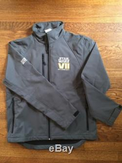 Star Wars VII The Force Awakens Original Lucasfilm Special Effects Crew Jacket L