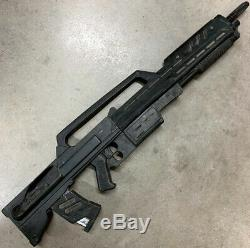 Starship Troopers Long Rubber Morita Rifle Screen Used Movie Prop with LOA