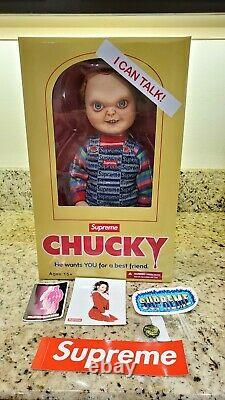 Supreme Chucky Doll IN HAND