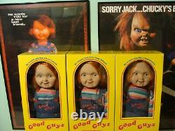 The Biggest & The Original Child's Play CHUCKY Doll Exact Movie Replica 2.5 ft