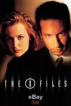 The X-Files (1997) original special limited edition movie poster